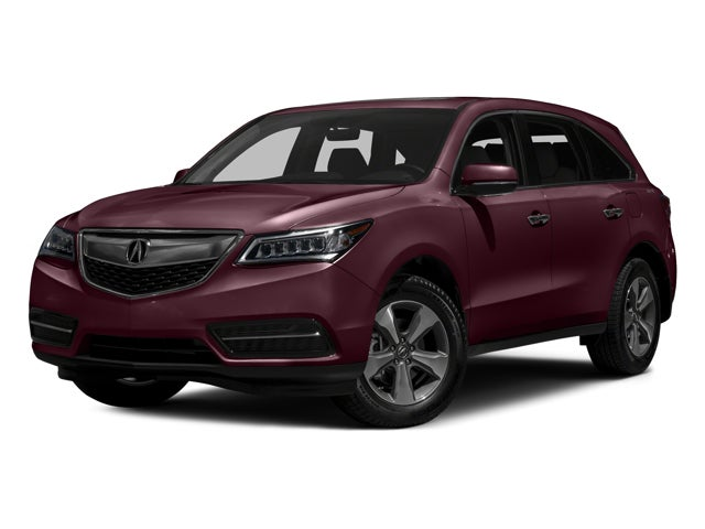 used 2016 acura mdx for sale cary nc 5fryd3h26gb020603. Black Bedroom Furniture Sets. Home Design Ideas
