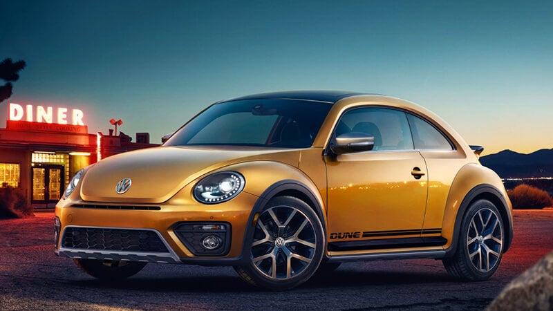 2017 Volkswagen Beetle Cary Nc