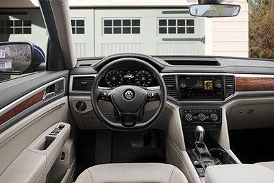 2018 Volkswagen Atlas | Volkswagen Atlas in Cary, NC ...