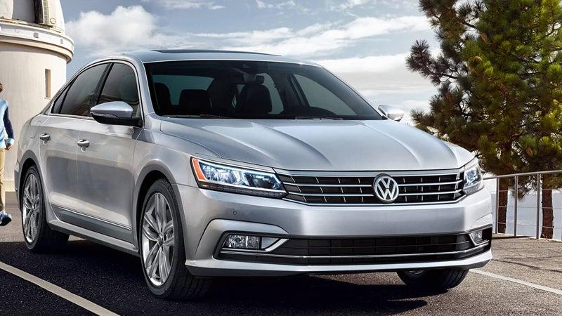 2018 Volkswagen Passat in Cary, NC | Leith Volkswagen