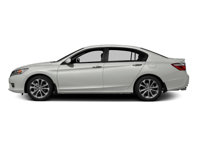 2015 Honda Accord Sedan 4dr I4 CVT Sport In Raleigh, NC   Leith Volkswagen