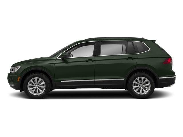 New 2018 Volkswagen Tiguan For Sale Cary Nc 3vv5b7ax4jm220407