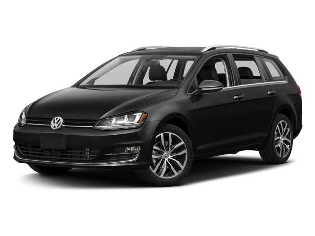 2017 Volkswagen Golf SportWagen | Volkswagen Golf ...