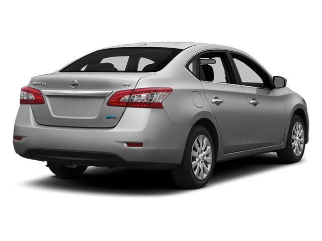 Used 2014 Nissan Sentra For Sale Cary NC 1N4AB7AP4EN851754