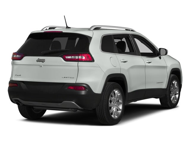 Used 2015 Jeep Cherokee For Sale Cary NC 1C4PJLDS3FW732167