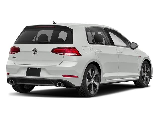 Volkswagen >> New 2018 Volkswagen Golf Gti For Sale Cary Nc 3vw547au6jm275274