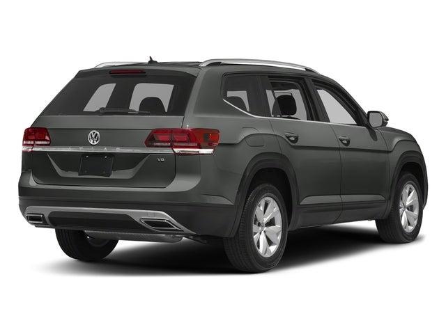 New 2018 Volkswagen Atlas For Sale Cary Nc 1v2nr2ca2jc575274
