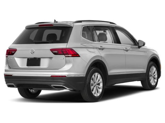 New 2019 Volkswagen Tiguan For Sale Cary Nc 3vv2b7ax9km039906