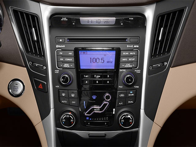2013 Hyundai Sonata Hybrid 4dr Sdn Limited In Raleigh, NC   Leith Volkswagen