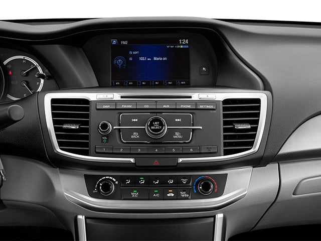 Used 2014 Honda Accord Sedan For Sale Cary NC 1HGCR2F34EA017936