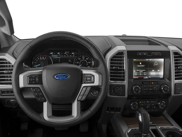 2015 Ford F 150 4WD SuperCrew 145