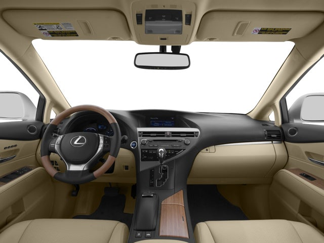 Used 2015 Lexus RX 450h For Sale Cary NC 2T2ZB1BA8FC001419