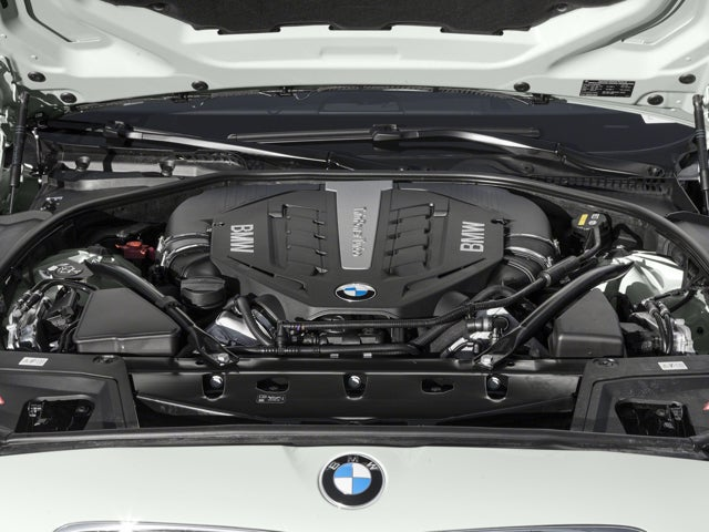 2016 BMW 5 Series 4dr Sdn 550i RWD In Raleigh NC
