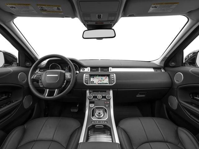 2016 Land Rover Range Evoque 5dr Hb Se In Raleigh Nc Leith Volkswagen