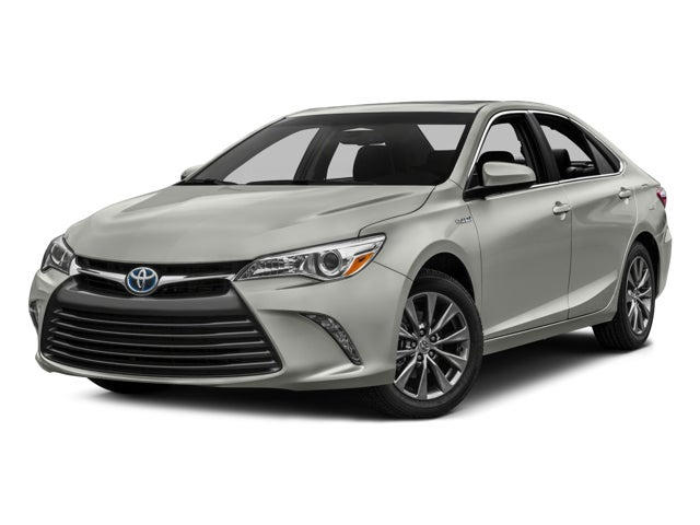 2016 Toyota Camry Hybrid 4dr Sdn Se In Raleigh Nc Leith Volkswagen