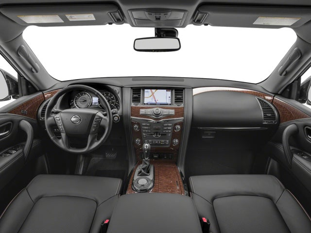 2017 Nissan Armada 4x2 Sl In Raleigh Nc Leith Volkswagen