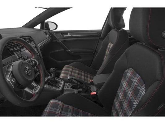 2019 Volkswagen Golf GTI 2 0T S Manual