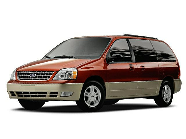 2005 Ford Freestar Wagon 4dr Limited In Raleigh Nc Leith Volkswagen
