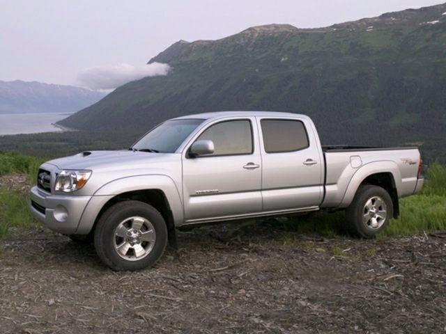 Elegant 2006 Toyota Tacoma Double 128
