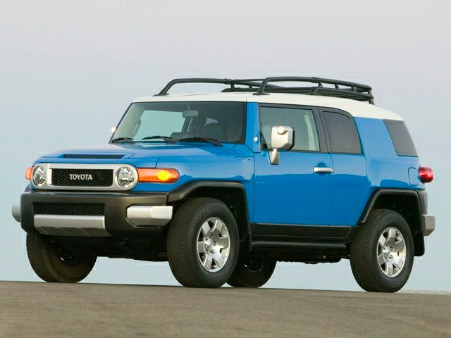 2007 Toyota Fj Cruiser 4wd 4dr Manual In Raleigh Nc Leith Volkswagen