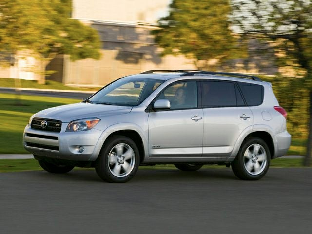 2008 Toyota RAV4 FWD 4dr 4 Cyl 4 Spd AT Ltd In Raleigh,