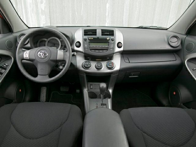 Wonderful 2008 Toyota RAV4 FWD 4dr 4 Cyl 4 Spd AT In Raleigh, NC