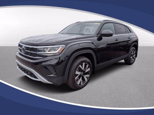 New 2021 Volkswagen Atlas Cross Sport For Sale Cary Nc 1v2dc2ca6mc208959