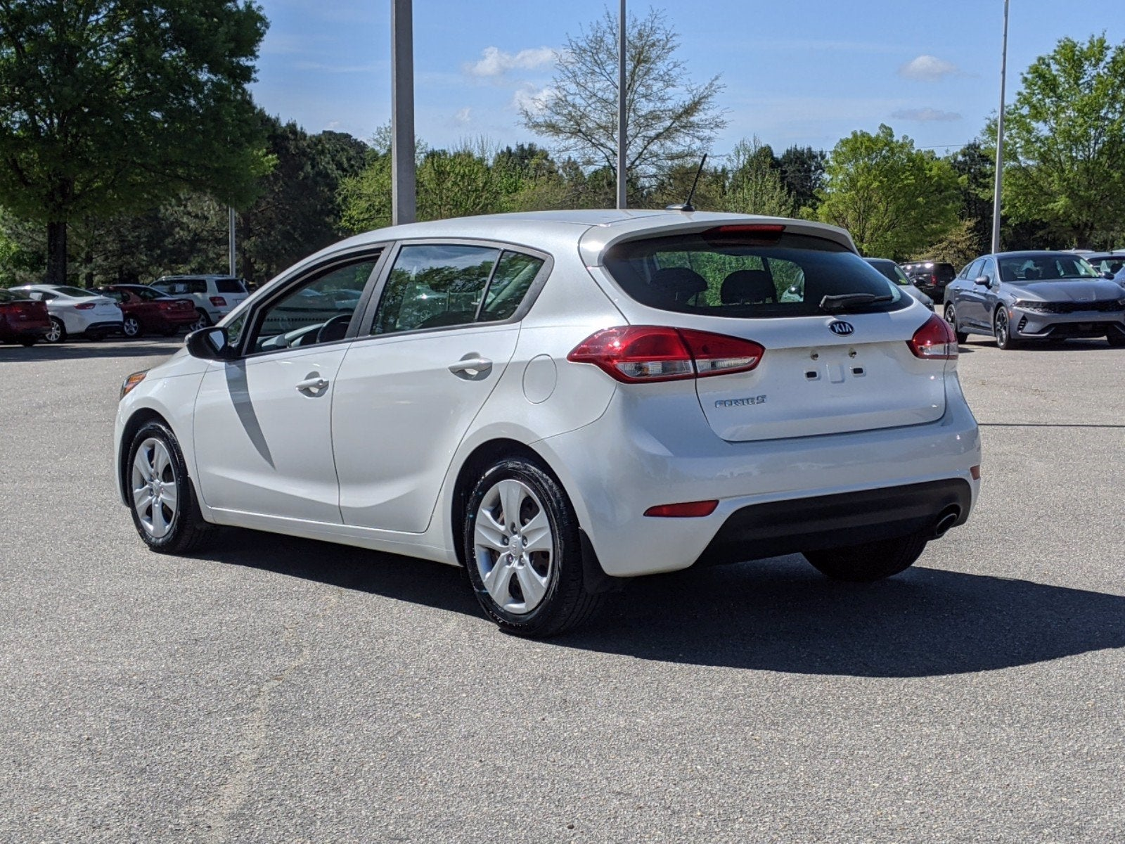 2016 Kia Forte 5 Door 5dr HB Auto LX In Raleigh, NC   Leith