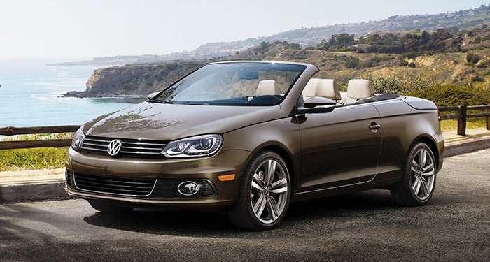 vw eos  cary raleigh nc price features technology